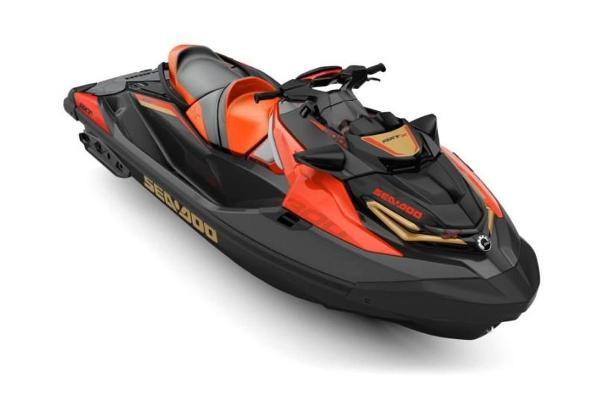 Sea-Doo RXT®-X® 300 Eclipse Black and Lava Red