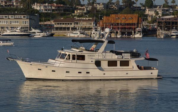 Fleming Pilothouse Motor Yacht 65' Fleming Pilothouse