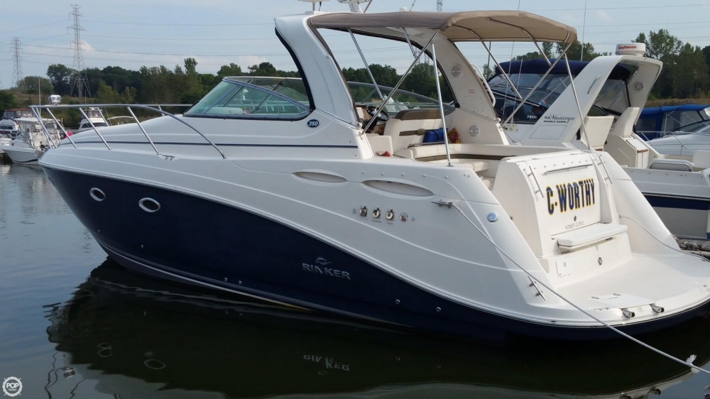 Rinker 350 Express Cruiser 2008 Rinker 350 Express Cruiser for sale in Portage, IN