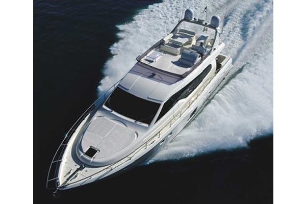 Ferretti Yachts 630 Manufacturer Provided Image: Ferretti 630