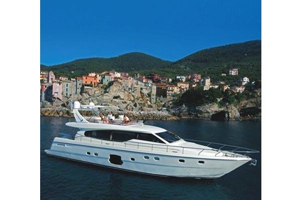 Ferretti Yachts 630 Manufacturer Provided Image: Starboard