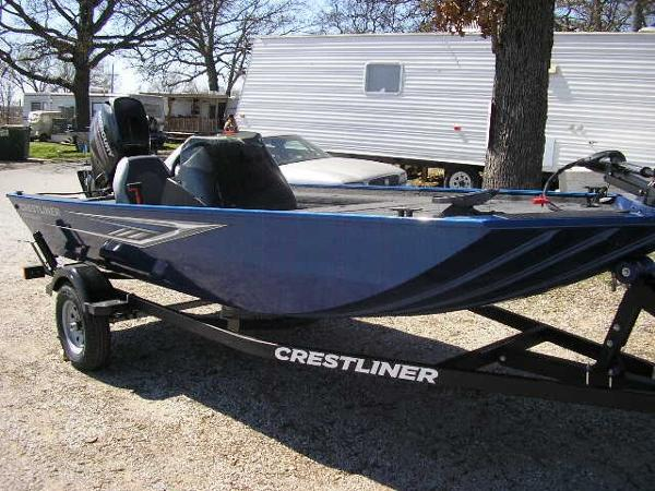 Crestliner Aluminum Fishing Boats