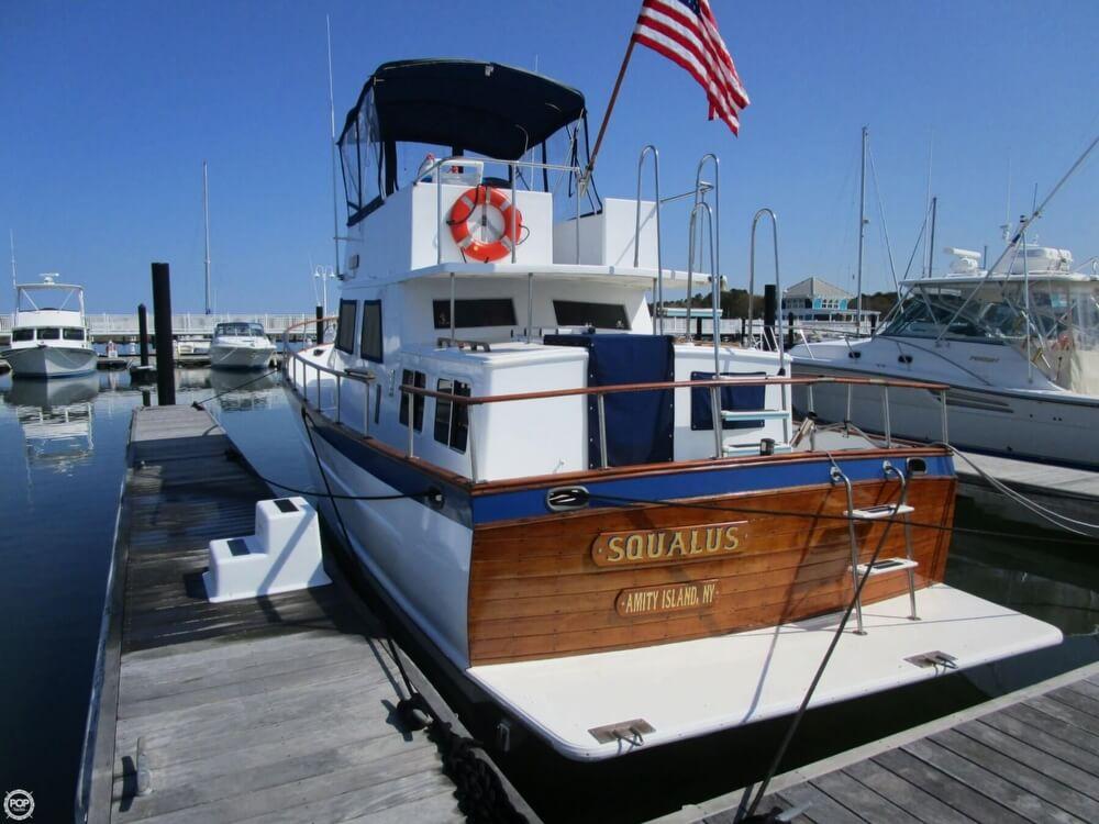 Ta Chaio CT 35 Trawler 1978 Ta Chiao 35 for sale in Cape Charles, VA