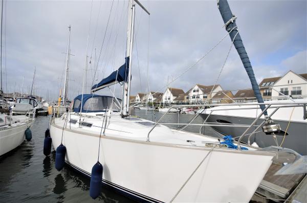 Moody 36 CC Moody 36 Sail a Huevo