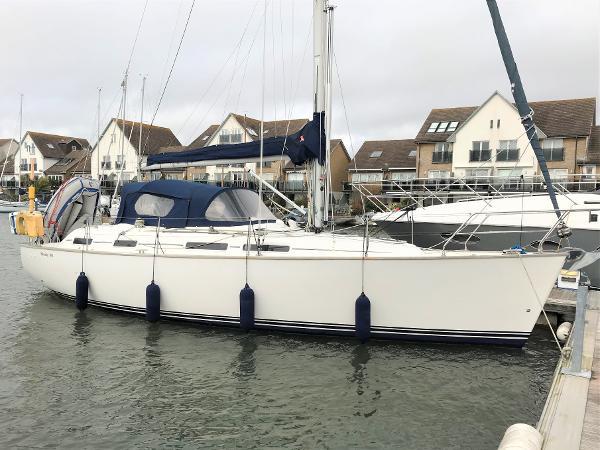 Moody 36 CC Moody 36 CC 'Sail a Huevo'-
