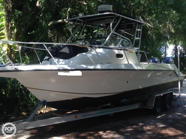 Angler Boats 2500 WA 2002 Angler 2500 WA for sale in Fort Myers, FL