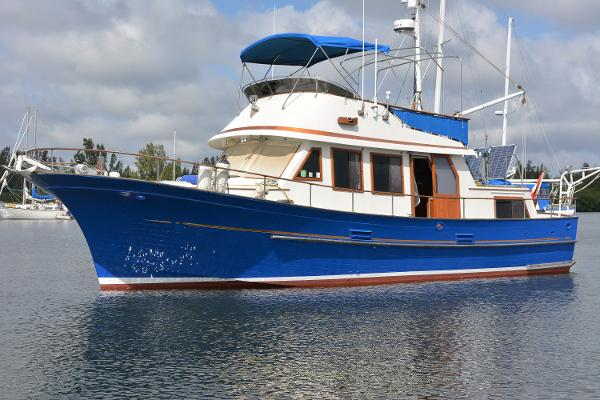 Albin 40 Double Cabin Trawler