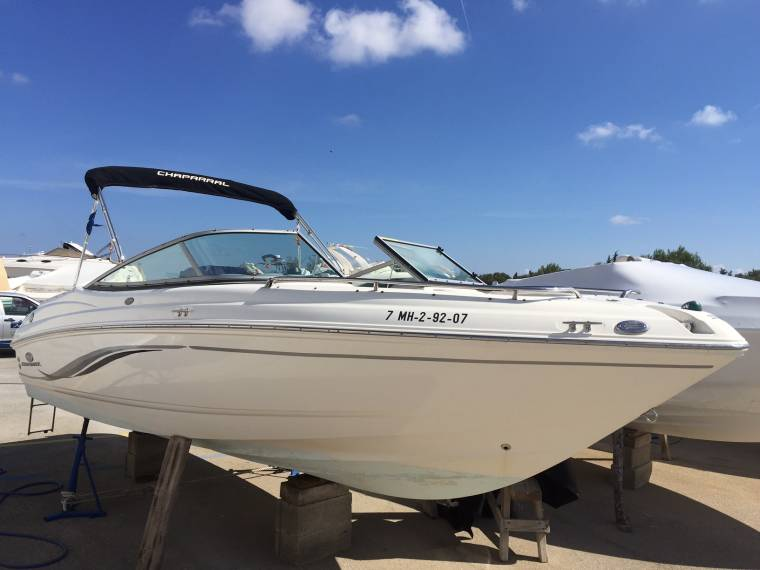 Chaparral Boats Chaparral Boats 204 SSi