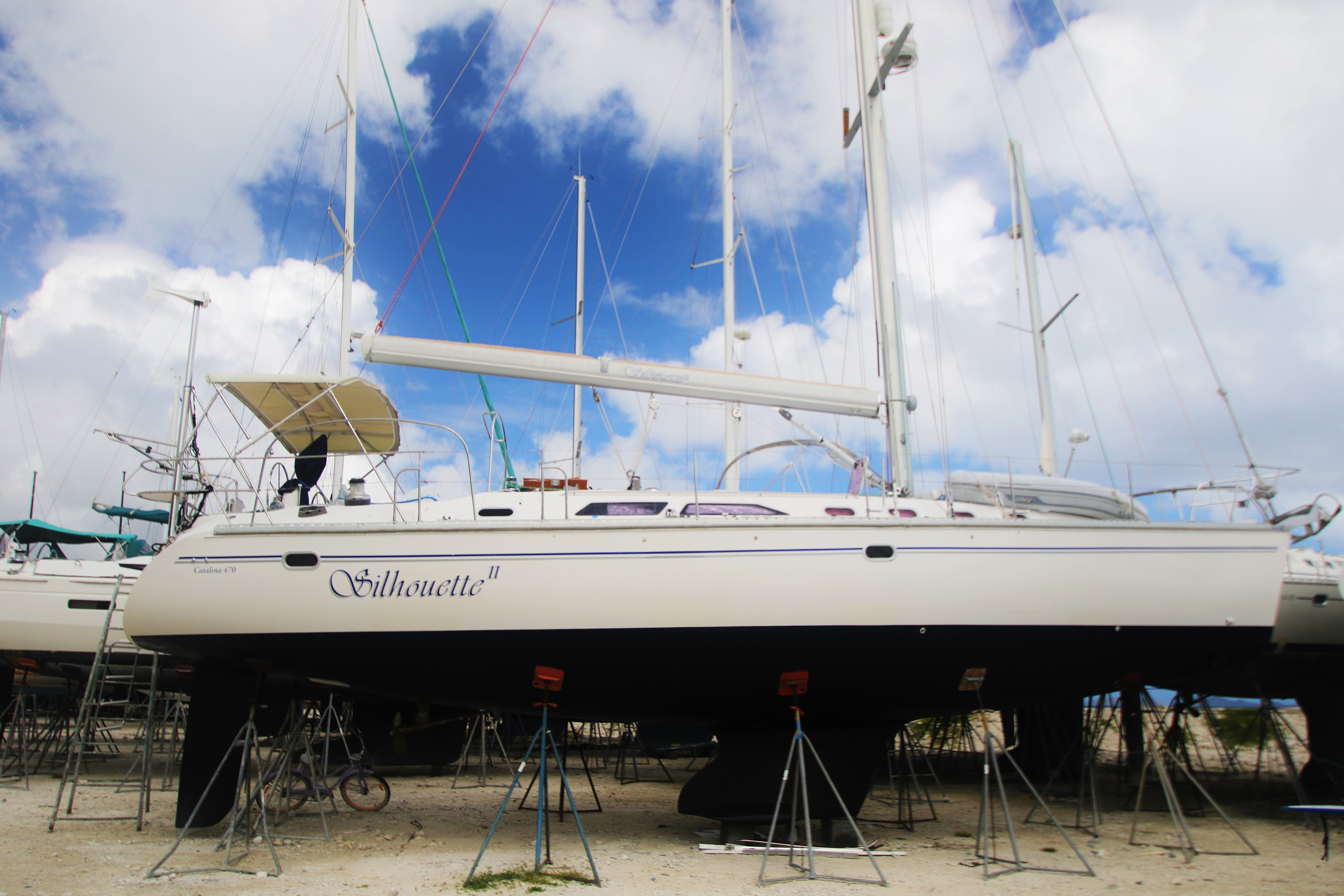 Catalina 470 Silhouette II