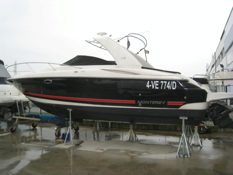 MONTEREY BOATS Monterey Boats 318 Sc Super Sport