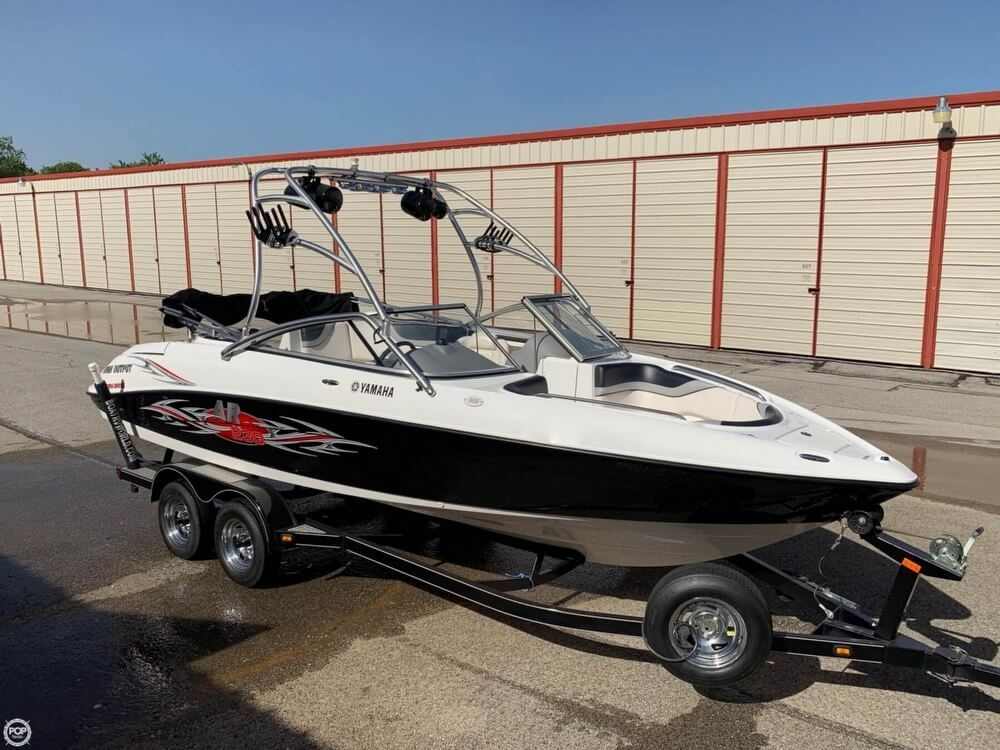 Yamaha Boats AR230 HIGH OUTPUT 2006 Yamaha AR230 High Output for sale in Edmond, OK