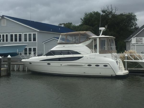 Meridian 408 Motoryacht