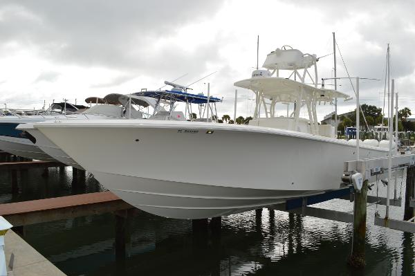 Sea Vee 390z Center Console