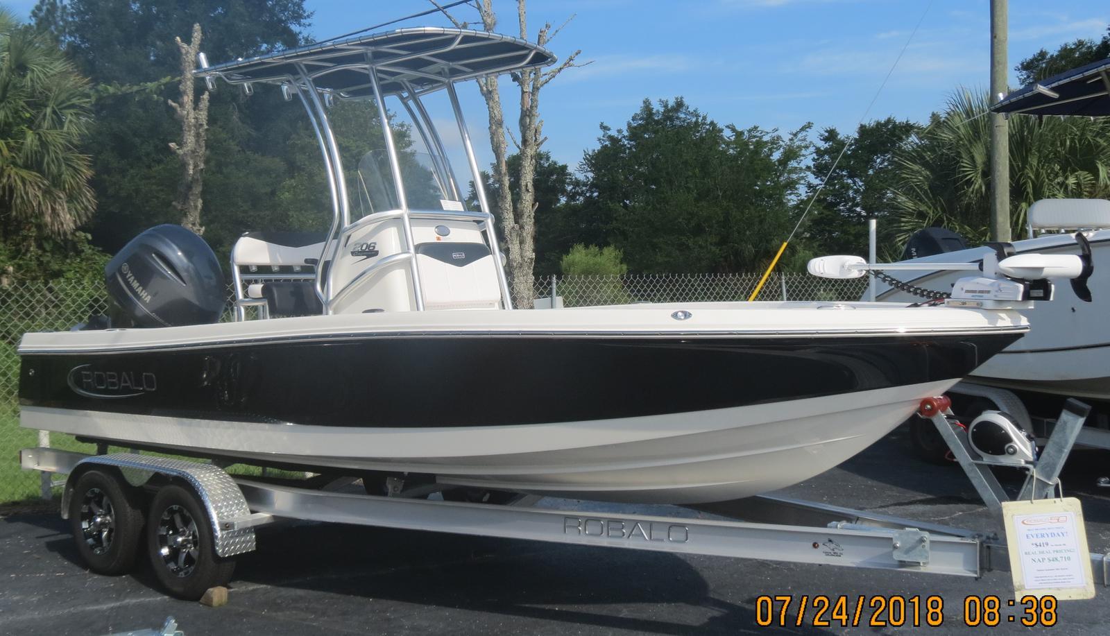 Robalo 206 Cayman