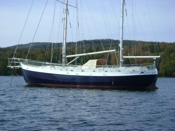 "Colin Archer/Phino Holland 52 ""Nessie of Seven Seas"""