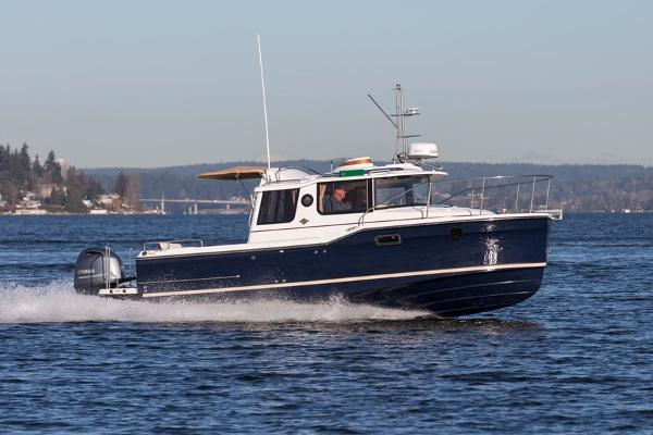 Ranger Tugs 23  In-Stock