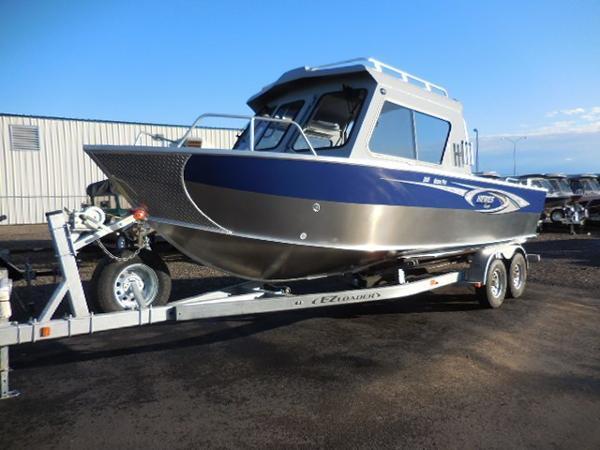 Hewescraft 240 Ocean Pro HT w/ET