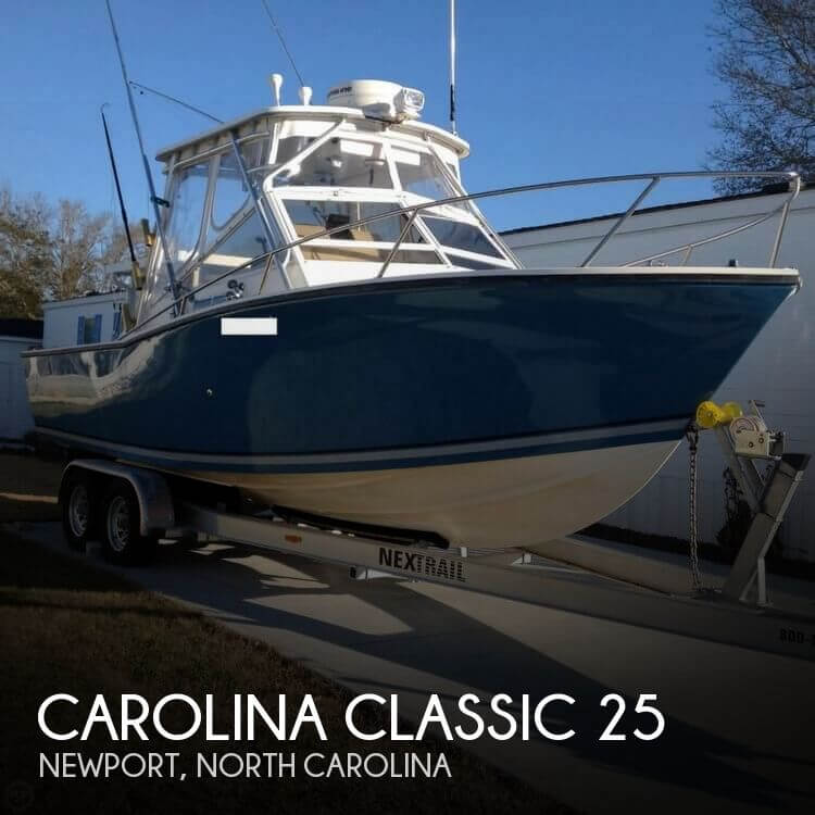 Carolina Classic 25 2003 Carolina Classic 25 for sale in Newport, NC