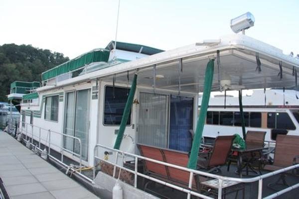 Sumerset Houseboats 14' x 58' w/Catwalks