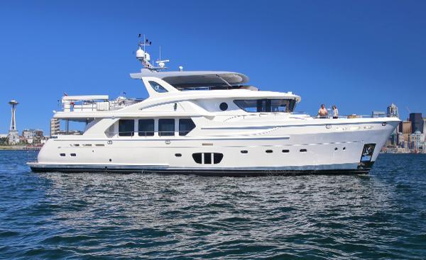 "Selene 92' Ocean Explorer ""Watta Ryde"""