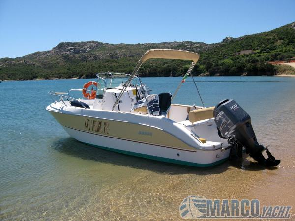 Sessa Key Largo 22 Deck