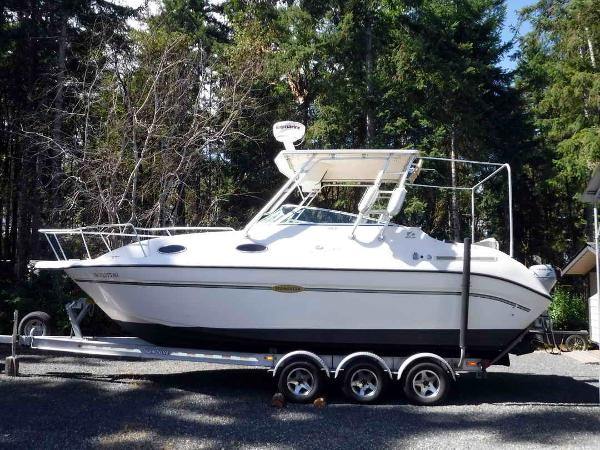 Seamaster 288 SF Sport Fishing Boat