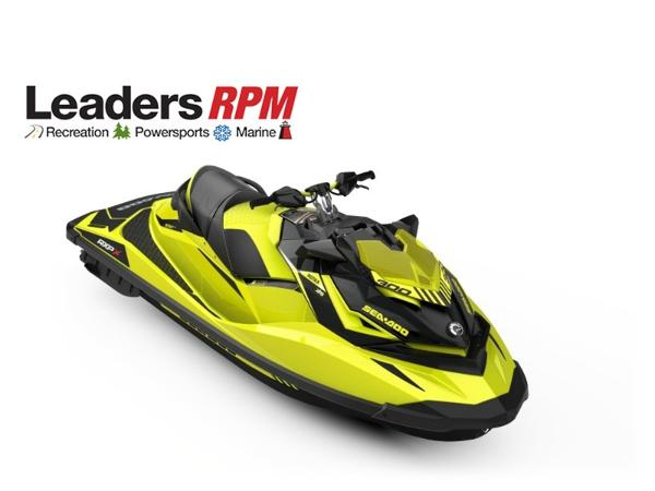 Sea-Doo RXP®-X® 300 Neon Yellow