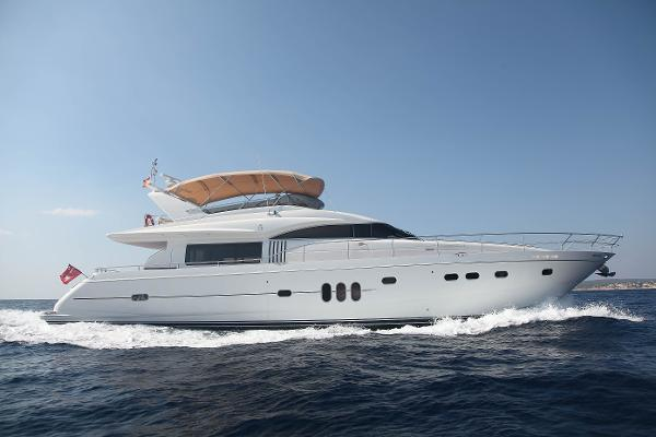Princess boats for sale in united states for Princess 75 motor yacht