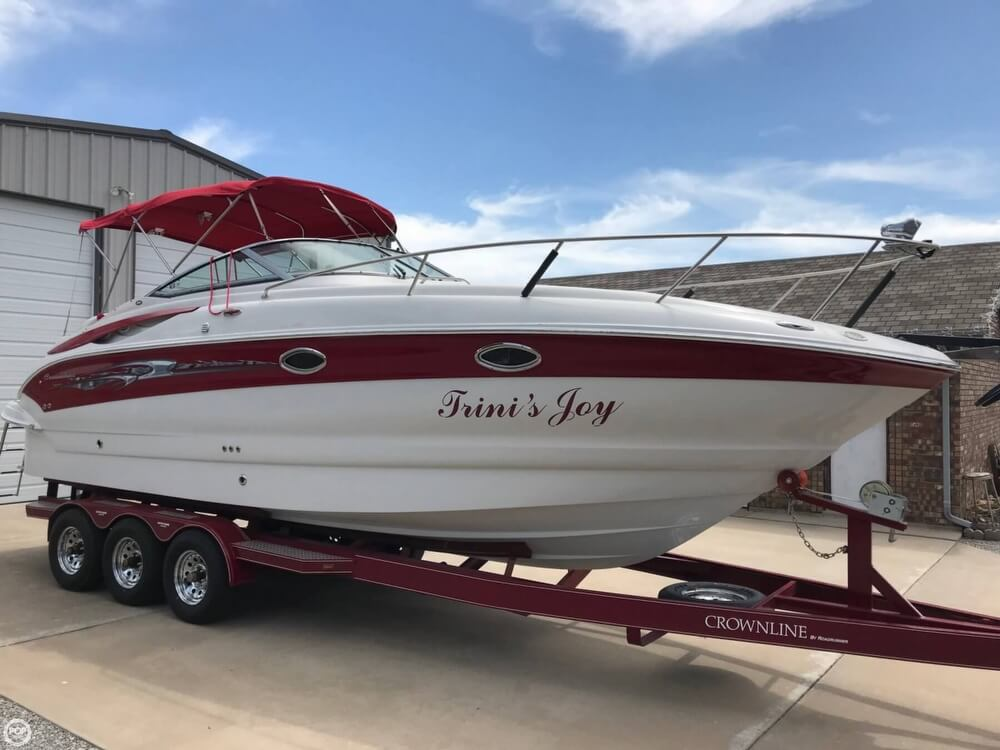 Crownline 270 CR 2009 Crownline 270 CR for sale in Cache, OK