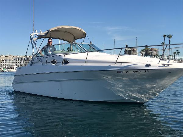 Sea Ray Sun Dancer 270