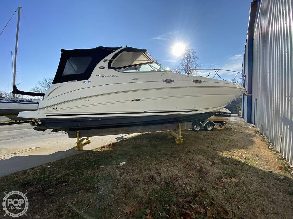 Sea Ray 280 Sundancer 2007 Sea Ray 280 Sundancer for sale in Elkton, MD