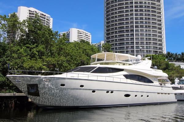 Ferretti Yachts Used Ferretti Motoryacht