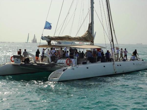 CIM Ocean Voyager 74 Catamaran