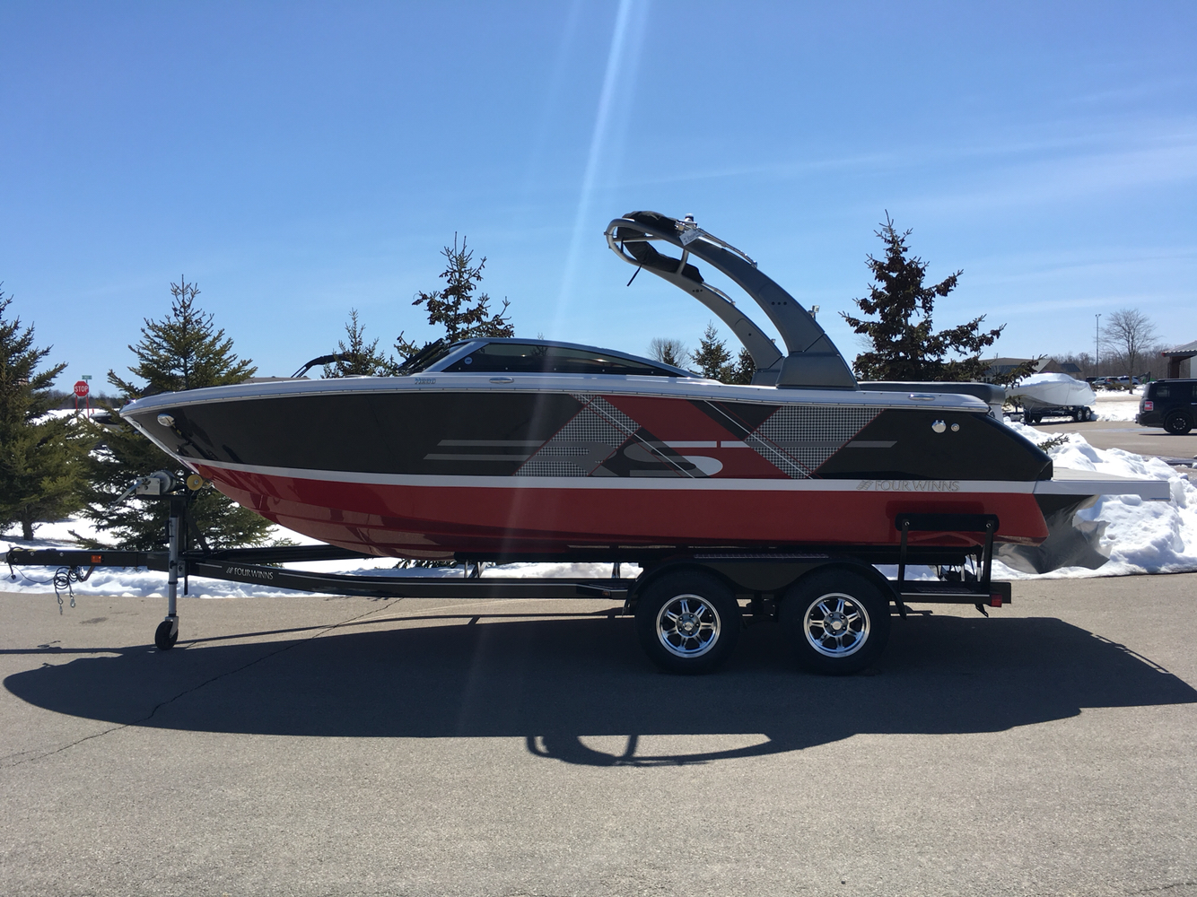 Four Winns Horizon 230 RS
