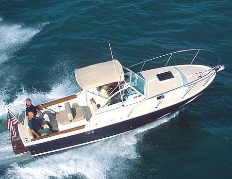 Hunt Yachts Surfhunter 25 Manufacturer Provided Image