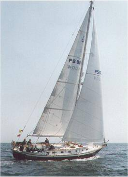 Pacific Seacraft Cutter