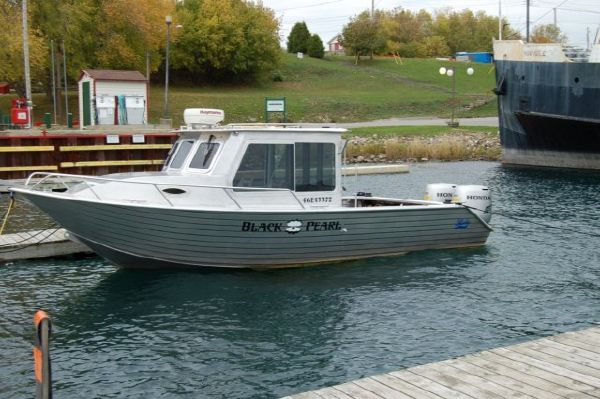 2010 24 Henley Aluminum Cabin Boat With Cuddy Undefined