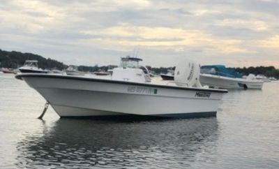 Maritime Skiff 1480