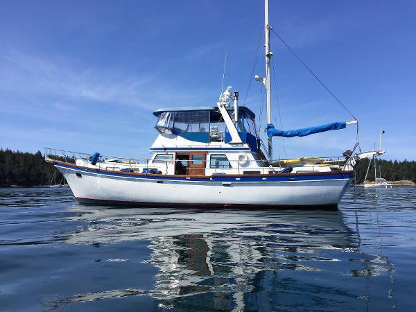 Skookum 53 Motoryacht