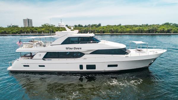 Ocean Alexander 100 profile