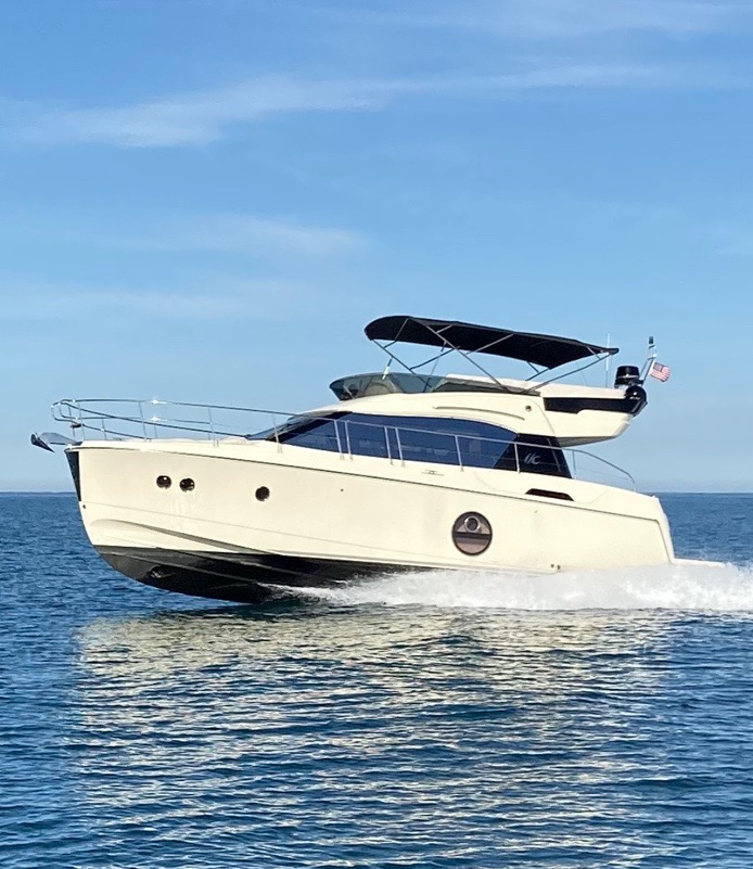 Beneteau Monte Carlo MC4  With Warranties