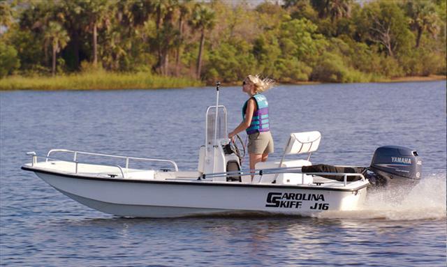 Carolina Skiff J1650