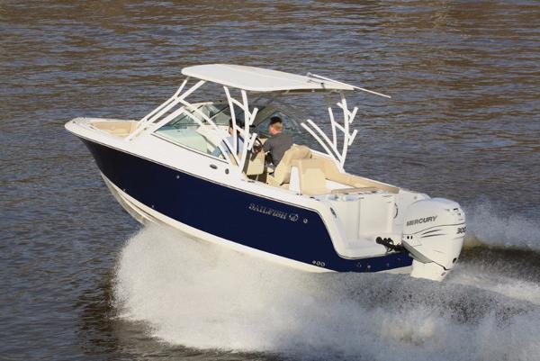 Sailfish 245 DC