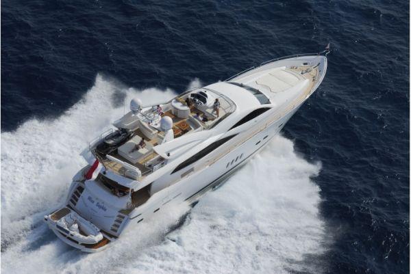 Sunseeker 90 Yacht Sistership