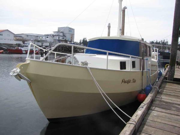 Trawler Sport Fisher