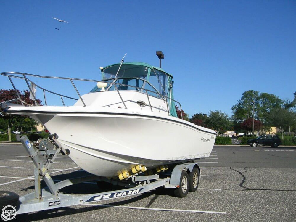 Baha Cruisers 240 Fisherman Wac 2002 Baha Cruisers 240 WAC for sale in Selden, NY
