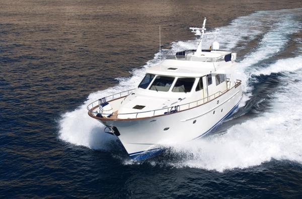 Belliure 60 Motor Yacht Belliure 60 Motor Yacht