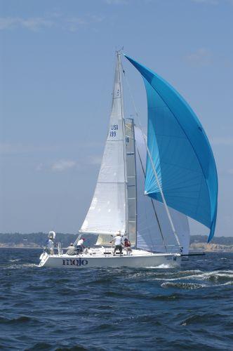 J Boats J/109 2005 J 109 Shoal Draft