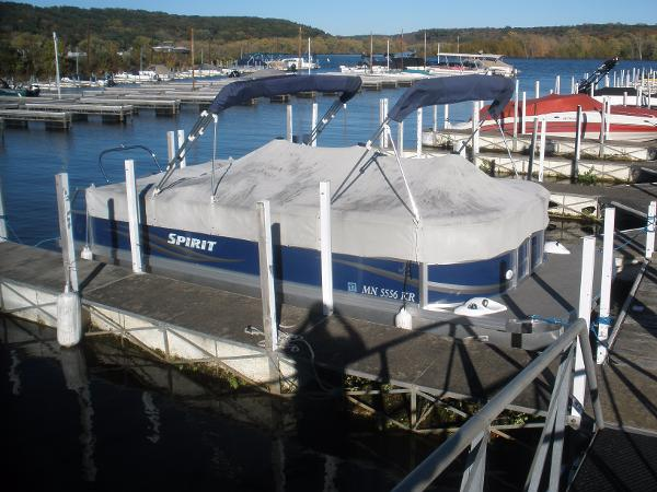 Spirit Pontoon