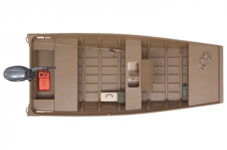 G3 1448 LW Jon Boat